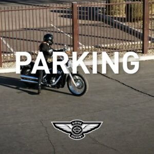 How-To: Parking   Harley-Davidson Riding Academy