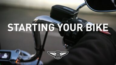 How-To: Starting | Harley-Davidson Riding Academy